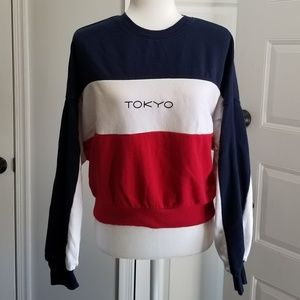 Divided by H&M TOKYO Crop Sweater